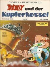 Astérix (en allemand) -13- Asterix und der Kupferkessel