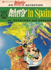 Astérix (en anglais) -14- Asterix in Spain