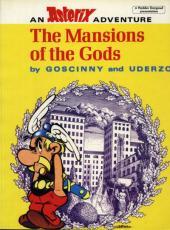 Astérix (en anglais) -16a- The Mansions of the Gods
