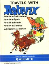 Astérix (en anglais) -INT- Travels with Asterix