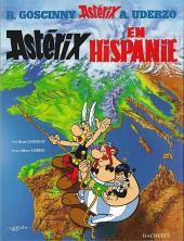 Astérix (Hachette) -14b2007- Astérix en hispanie