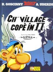 Astérix (en langues régionales) -25chti- Ch'village copè in II