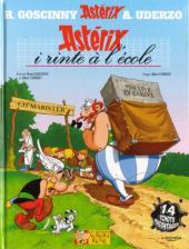 Astérix (en langues régionales) -32chti- Astérix i rinte à l'école
