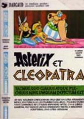 Astérix (en latin) -6- Asterix et Cleopatra