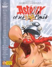 Astérix (Hors Série) -3- Astérix et ses Amis - Hommage à Albert Uderzo