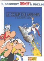 Astérix (Hors Série) -C03a- Le Coup du menhir - L'Album du film
