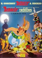 Astérix (Hors Série) -C04b2008- Astérix et les Indiens - L'Album du film