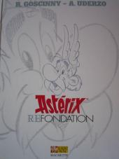Astérix (La grande collection) -0- REFondation