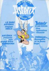 Astérix (Le journal d') -8- Le journal d'Astérix n°8