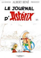 Astérix (Le journal d') -1- Le journal d'Astérix n°1