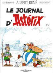 Astérix (Le journal d') -2- Le journal d'Astérix n°2