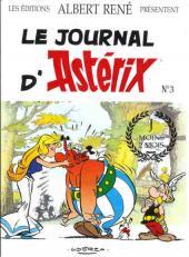 Astérix (Le journal d') -3- Le journal d'Astérix n°3