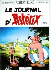 Astérix (Le journal d') -4- Le journal d'Astérix n°4