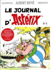 Astérix (Le journal d') -5- Le journal d'Astérix n°5