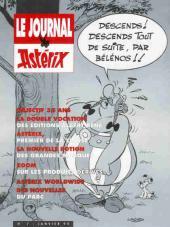 Astérix (Le journal d') -7- Le journal d'Astérix n°7