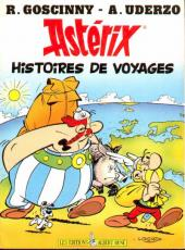 Astérix (Publicitaire) -Total1- Histoires de voyages