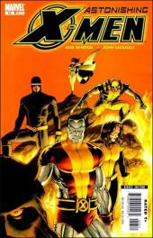 Astonishing X-Men (2004) -13- Torn