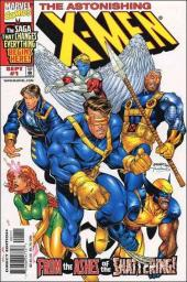Astonishing X-Men (The) (1999) -1- Call to arms !