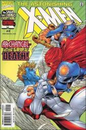 Astonishing X-Men (The) (1999) -2- The trouble with Mannites