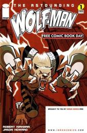 Astounding Wolf-Man (The) -1- The Astounding Wolf-Man #1