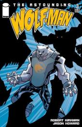 Astounding Wolf-Man (The) -3- The astounding Wolf-Man #3