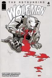 Astounding Wolf-Man (The) -4- The astounding Wolf-Man #4