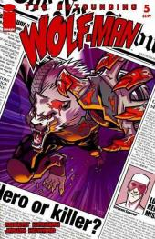 Astounding Wolf-Man (The) -5- The astounding Wolf-Man #5