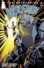 Astounding Wolf-Man (The) -7- The astounding Wolf-Man #7