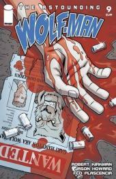 Astounding Wolf-Man (The) -9- The astounding Wolf-Man #9