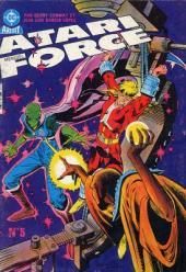 Atari Force -5- Atari Force 5
