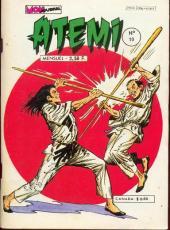 Atemi -10- Le voleur à la tire