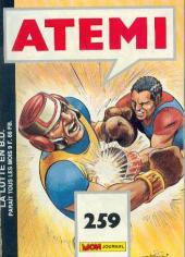 Atemi -259- Le mystère de Karva