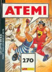 Atemi -270- La mort dans l'ombre