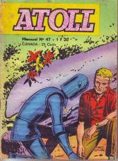 Atoll -47- Drôle de safari !