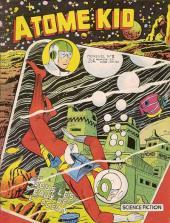 Atome Kid (1re série - Artima) -2- Sous les eaux de l'océan