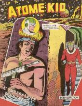 Atome Kid (1re série - Artima) -3- L'impératrice des incas