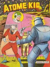 Atome Kid (1re série - Artima) -4- Seul contre les robots