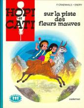 (AUT) Craenhals - Hopi et Cati sur la piste des fleurs mauves