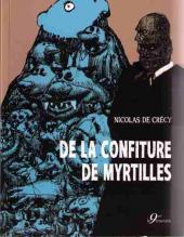 (AUT) De Crécy -4- De la confiture de myrtilles
