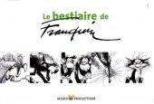 (AUT) Franquin -14TL- Le bestiaire de Franquin