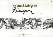 (AUT) Franquin -17TL- Le bestiaire de Franquin 2