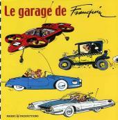 (AUT) Franquin -25- Le garage de Franquin
