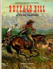 Les grands hommes de l'Ouest - Buffalo Bill - Le roi des éclaireurs