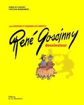 (AUT) Goscinny -12- René Goscinny - La Première Vie d'un scénariste de génie