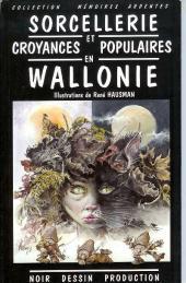 (AUT) Hausman -4- Sorcellerie et croyances populaires en Wallonie