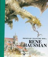(AUT) Hausman -5- Promenade imaginaire avec... René Hausman
