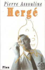 (AUT) Hergé -17a- Hergé (Assouline)