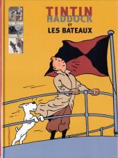 Tintin - Divers -a2005- Tintin, Haddock et les bateaux