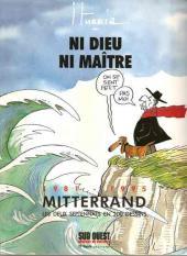 (AUT) Iturria -13- Ni dieu ni maître - 1981-1995 Mitterrand Les Deux Septennats en 200 dessins