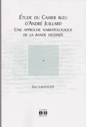 (AUT) Juillard - Étude du Cahier bleu